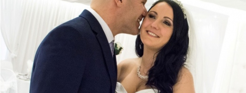 Blackpool Gazette – Amy McMaster and Lee Cannon have their fairytale ending!