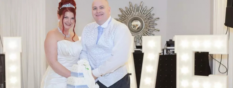 Blackpool Gazette – 'It was love at first sight'